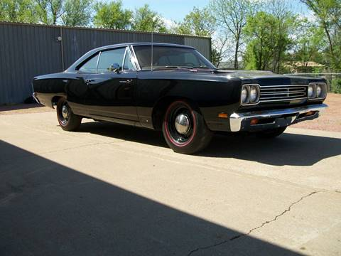 1969 Plymouth Roadrunner for sale at Collector Auto Sales and Restoration in Wausau WI