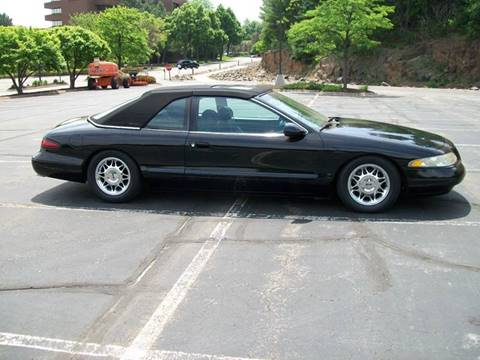 1997 Lincoln Mark VIII for sale at Collector Auto Sales and Restoration in Wausau WI