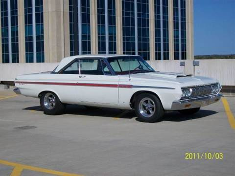 1964 Plymouth Fury for sale at Collector Auto Sales and Restoration in Wausau WI