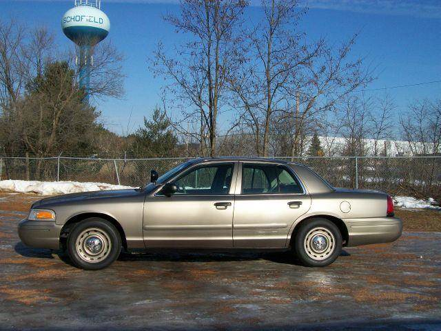 2004 Ford Crown Victoria for sale at Collector Auto Sales and Restoration in Wausau WI