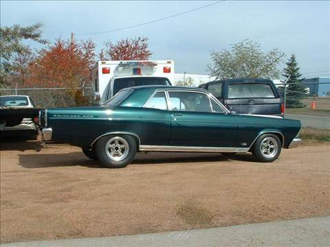 1966 Ford Fairlane for sale at Collector Auto Sales and Restoration in Wausau WI