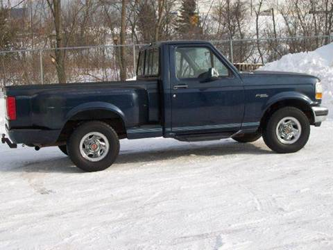 1992 Ford F-150 for sale at Collector Auto Sales and Restoration in Wausau WI