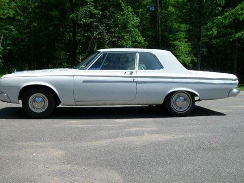 1964 Plymouth Savoy for sale at Collector Auto Sales and Restoration in Wausau WI