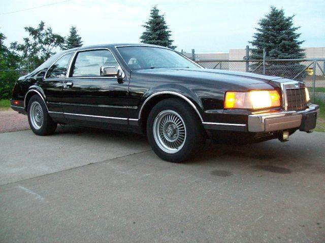 1989 Lincoln Mark VII for sale at Collector Auto Sales and Restoration in Wausau WI
