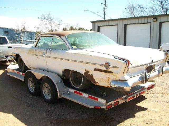 1962 Chrysler 300 for sale at Collector Auto Sales and Restoration in Wausau WI