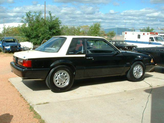 1993 Ford Mustang for sale at Collector Auto Sales and Restoration in Wausau WI