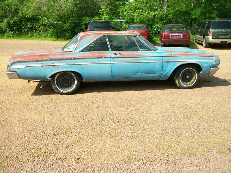 1964 Dodge Polara for sale at Collector Auto Sales and Restoration in Wausau WI