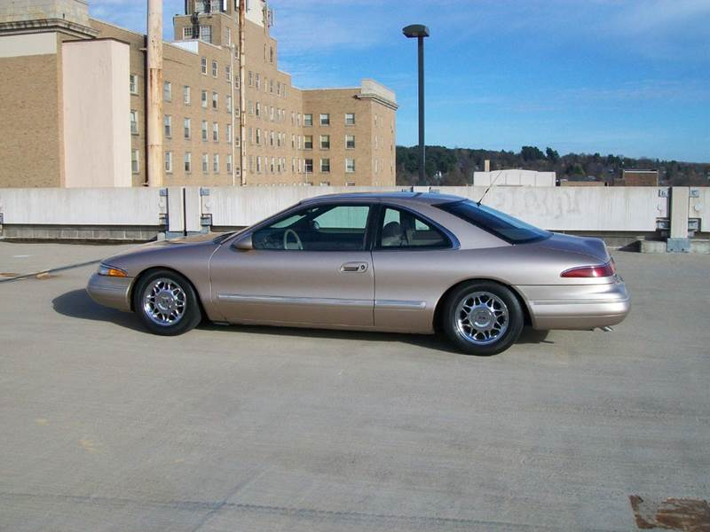 1993 Lincoln Mark VIII for sale at Collector Auto Sales and Restoration in Wausau WI