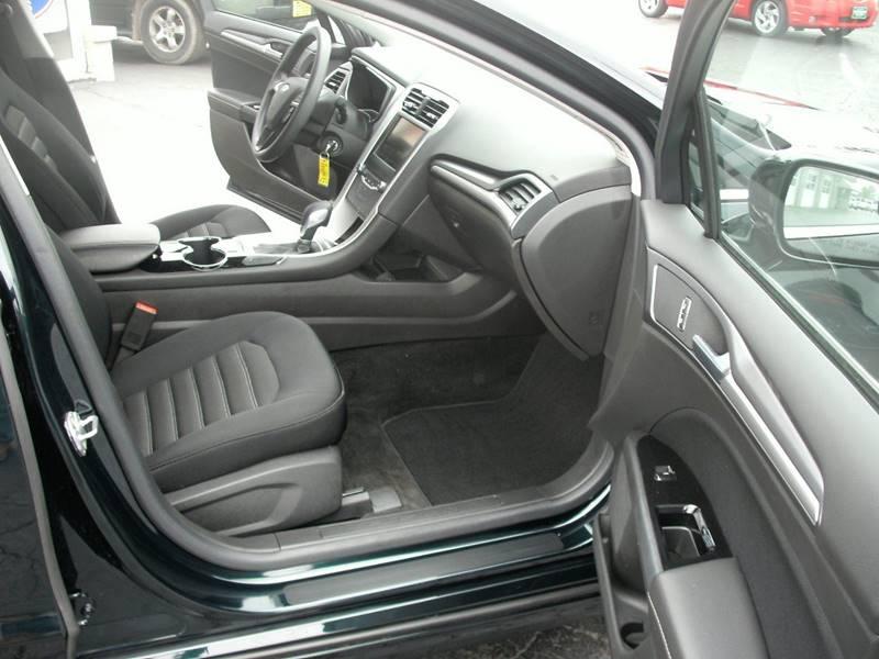 2014 Ford Fusion SE 4dr Sedan - Racine WI