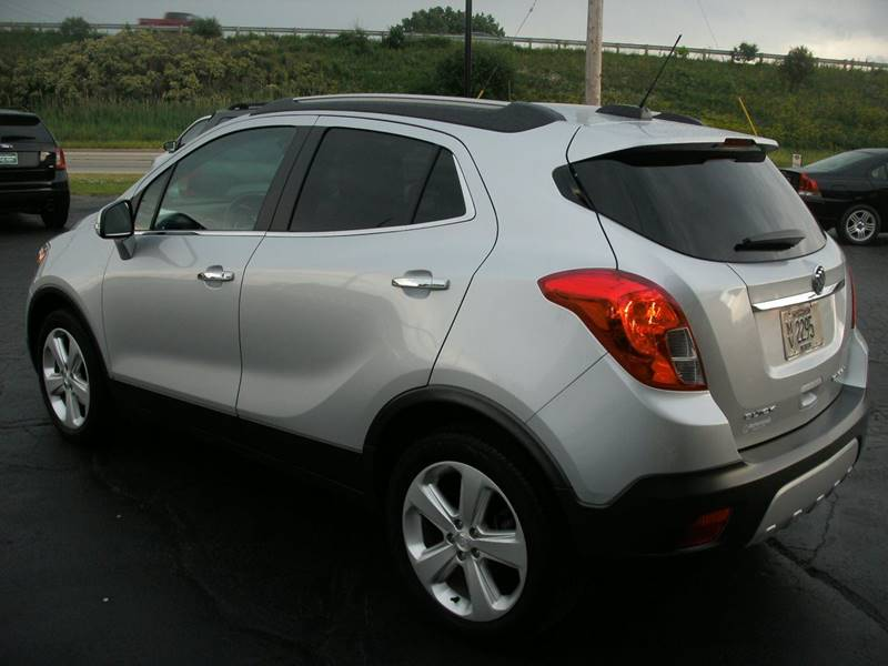 2015 Buick Encore Leather 4dr Crossover - Racine WI