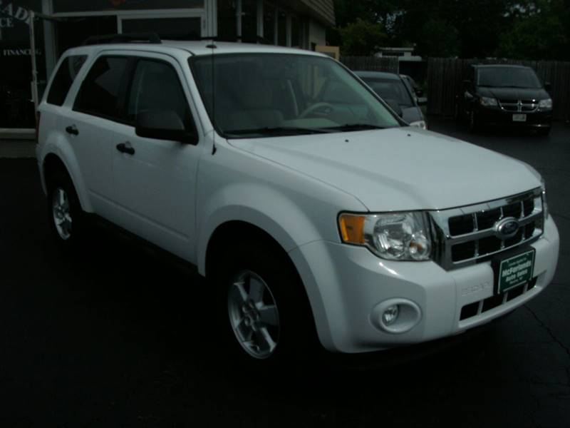 2012 Ford Escape XLT 4dr SUV - Racine WI