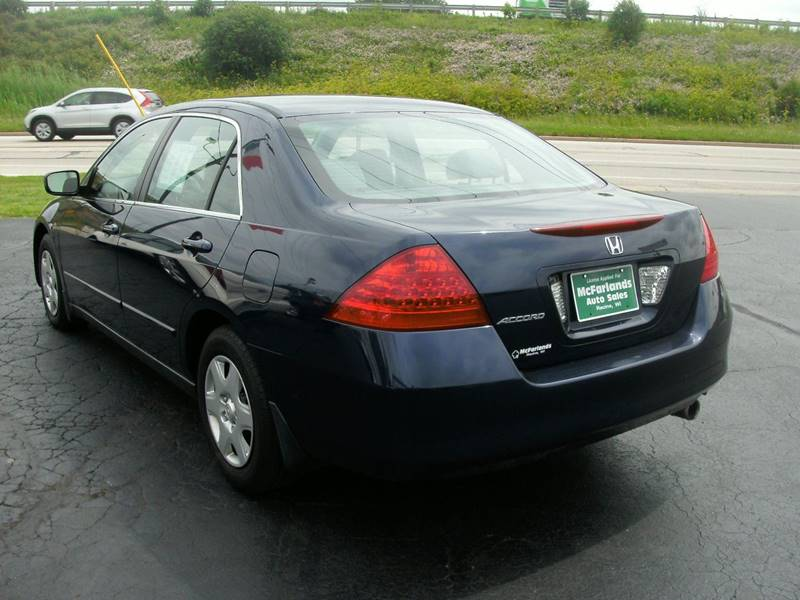 2007 Honda Accord LX 4dr Sedan (2.4L I4 5A) - Racine WI