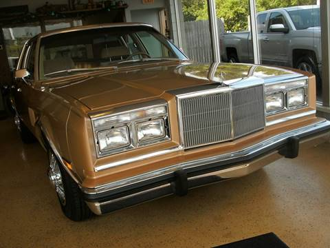 1982 Chrysler New Yorker for sale in Racine, WI