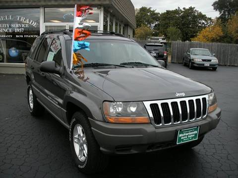 2002 Jeep Grand Cherokee for sale in Racine, WI
