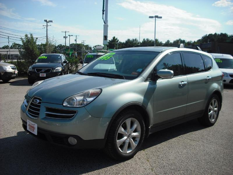 2006 Subaru B9 Tribeca 30 H6 In North Hampton Nh Re Davis
