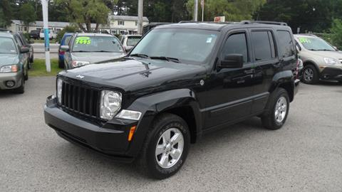 2012 Jeep Liberty for sale in North Hampton, NH