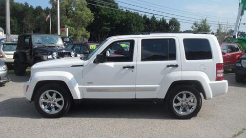 2012 Jeep Liberty for sale in North Hampton, NH