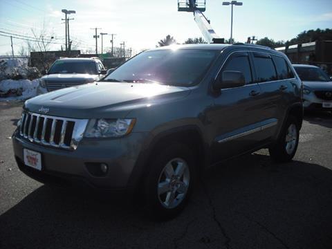 2012 Jeep Grand Cherokee for sale in North Hampton, NH