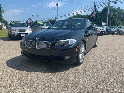2011 BMW 5 Series for sale in North Hampton, NH