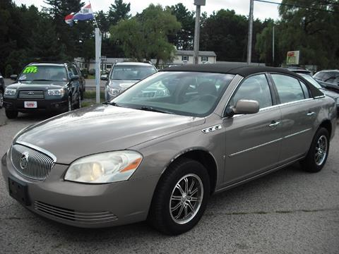 2006 Buick Lucerne for sale in North Hampton, NH