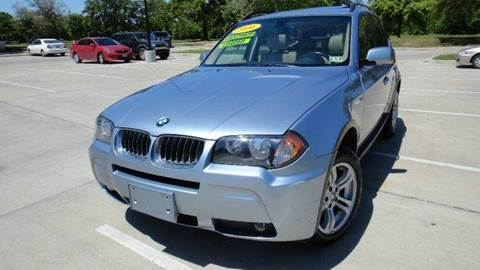 2006 BMW X3 for sale at ECONO CARS in Houston TX