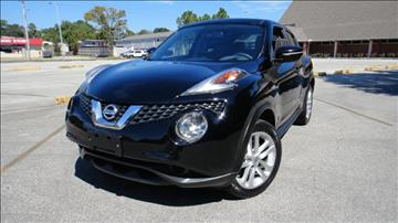 2015 Nissan JUKE for sale at ECONO CARS in Houston TX