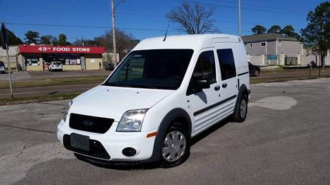 2012 Ford Transit Connect for sale at ECONO CARS in Houston TX