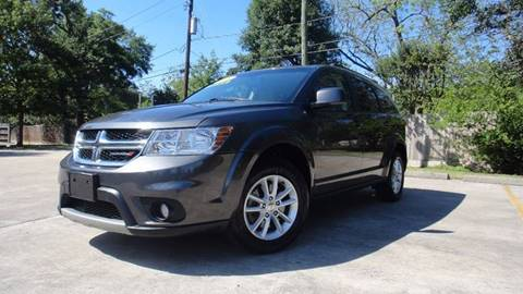 2014 Dodge Journey for sale at ECONO CARS in Houston TX