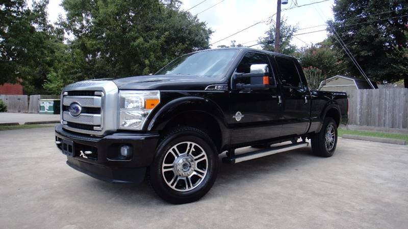 2014 ford f 250 super duty platinum in houston tx econo cars. Black Bedroom Furniture Sets. Home Design Ideas