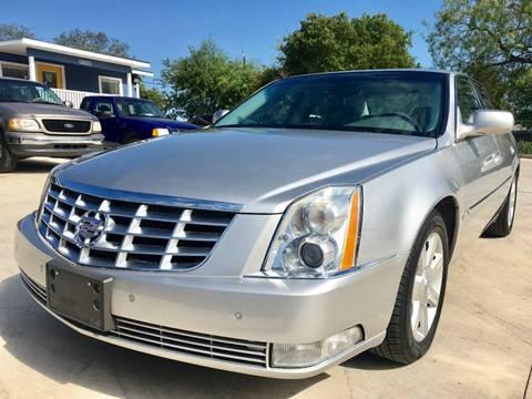2006 Cadillac DTS for sale in San Antonio, TX