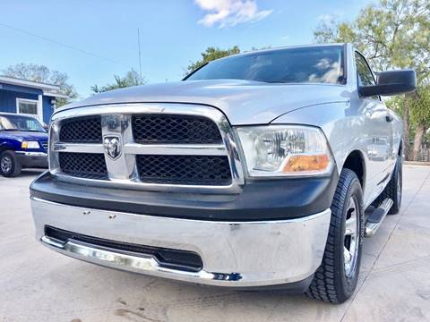2010 Dodge Ram Pickup 1500 for sale in San Antonio, TX