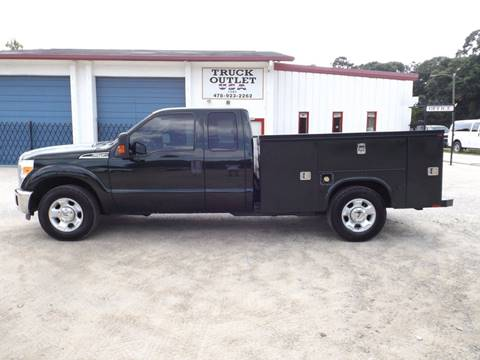 2012 Ford F-250 Super Duty for sale in Kathleen, GA