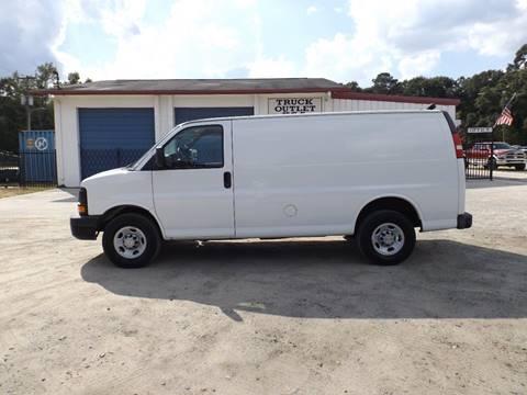 2009 Chevrolet Express Cargo for sale in Kathleen, GA