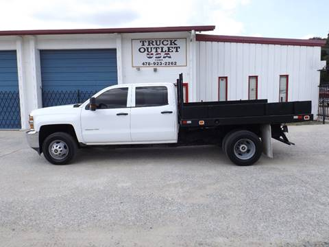 2015 Chevrolet Silverado 3500HD for sale in Kathleen, GA