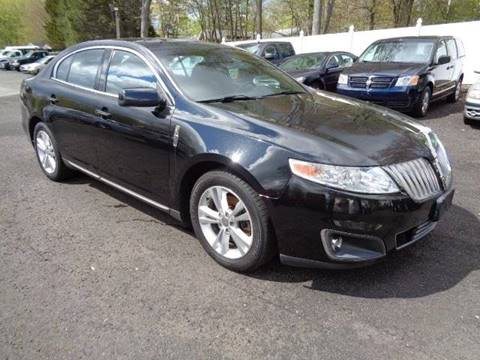 2009 Lincoln MKS for sale in Prospect, CT