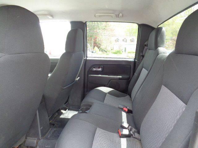 2007 Chevrolet Colorado LT 4dr Crew Cab 4WD SB - Prospect CT