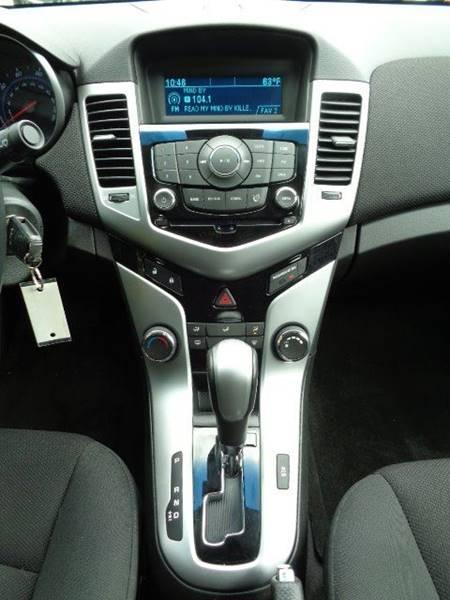 2011 Chevrolet Cruze LT 4dr Sedan w/1LT - Prospect CT