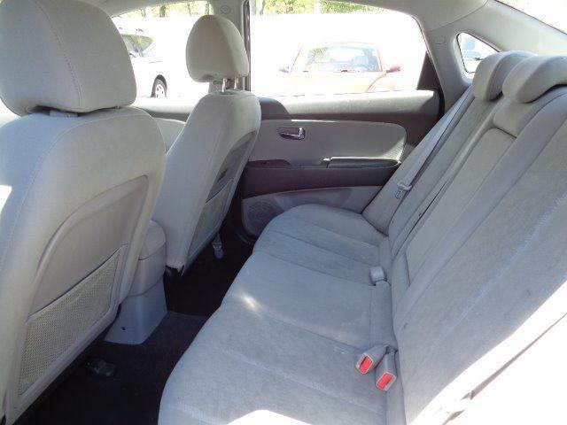 2010 Hyundai Elantra Blue 4dr Sedan - Prospect CT