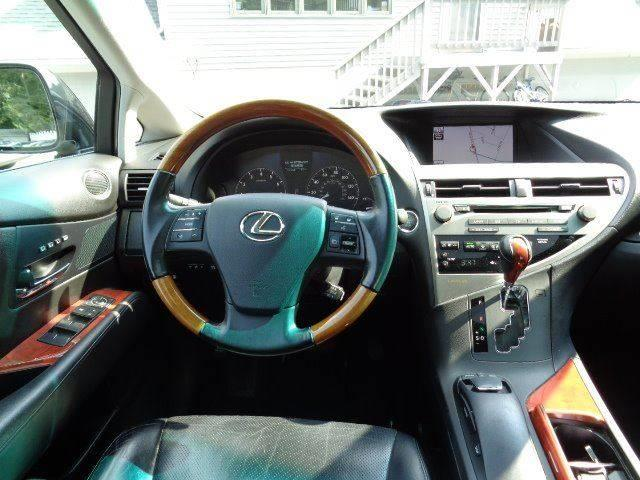 2010 Lexus RX 350 AWD 4dr SUV - Prospect CT