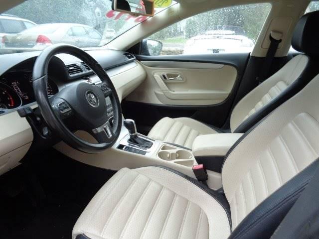 2012 Volkswagen CC Sport 4dr Sedan 6A - Prospect CT
