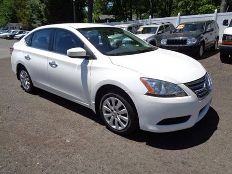 2013 Nissan Sentra for sale in Prospect, CT