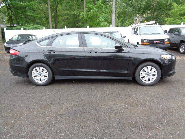 2014 Ford Fusion S 4dr Sedan - Prospect CT