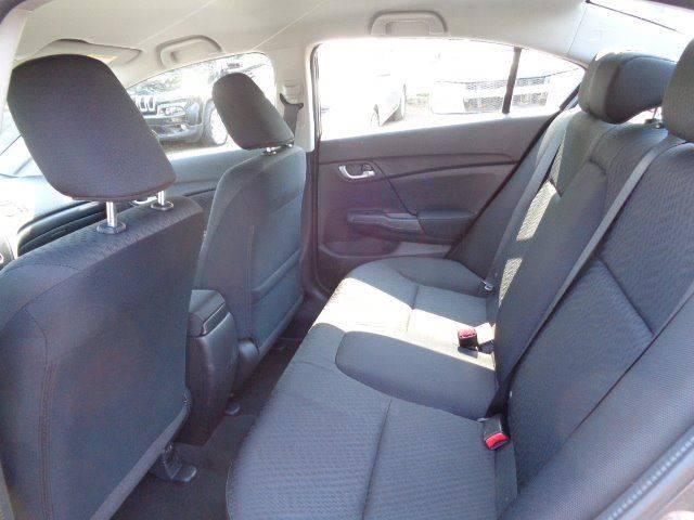 2014 Honda Civic LX 4dr Sedan CVT - Prospect CT