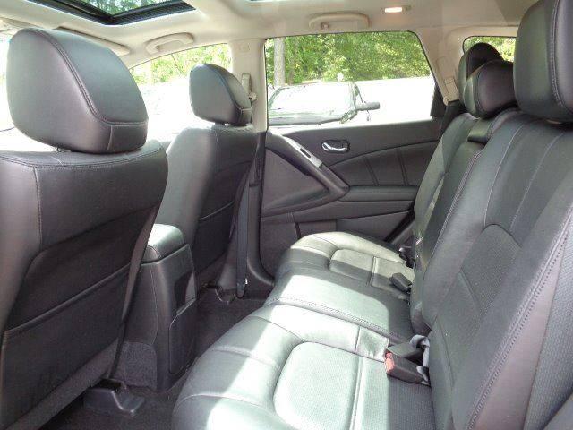2012 Nissan Murano AWD SL 4dr SUV - Prospect CT