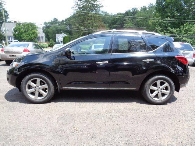2009 Nissan Murano AWD SL 4dr SUV - Prospect CT