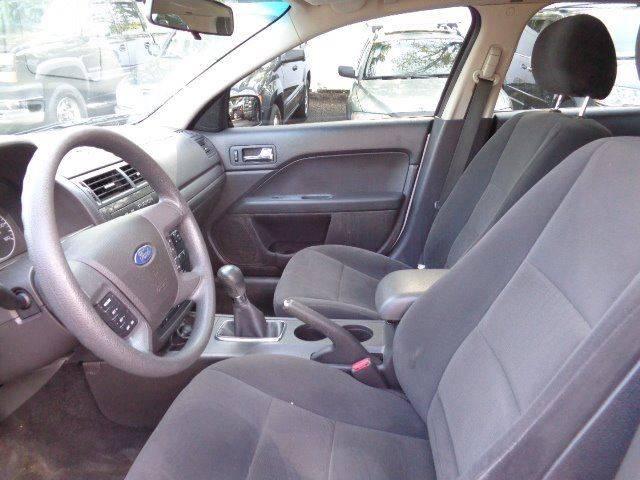 2007 Ford Fusion I-4 SE 4dr Sedan - Prospect CT