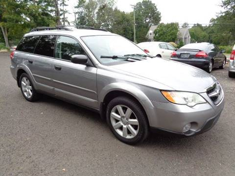 2008 Subaru Outback for sale in Prospect, CT