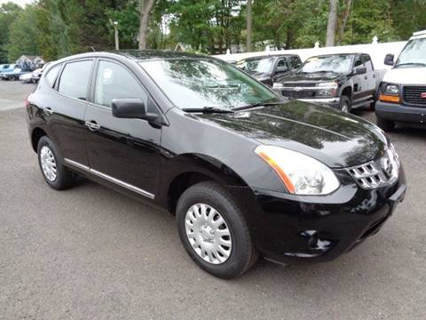2013 Nissan Rogue for sale in Prospect, CT