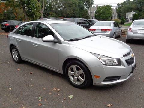 2014 Chevrolet Cruze for sale in Prospect, CT