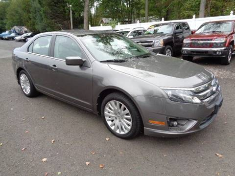 2011 Ford Fusion Hybrid for sale in Prospect, CT